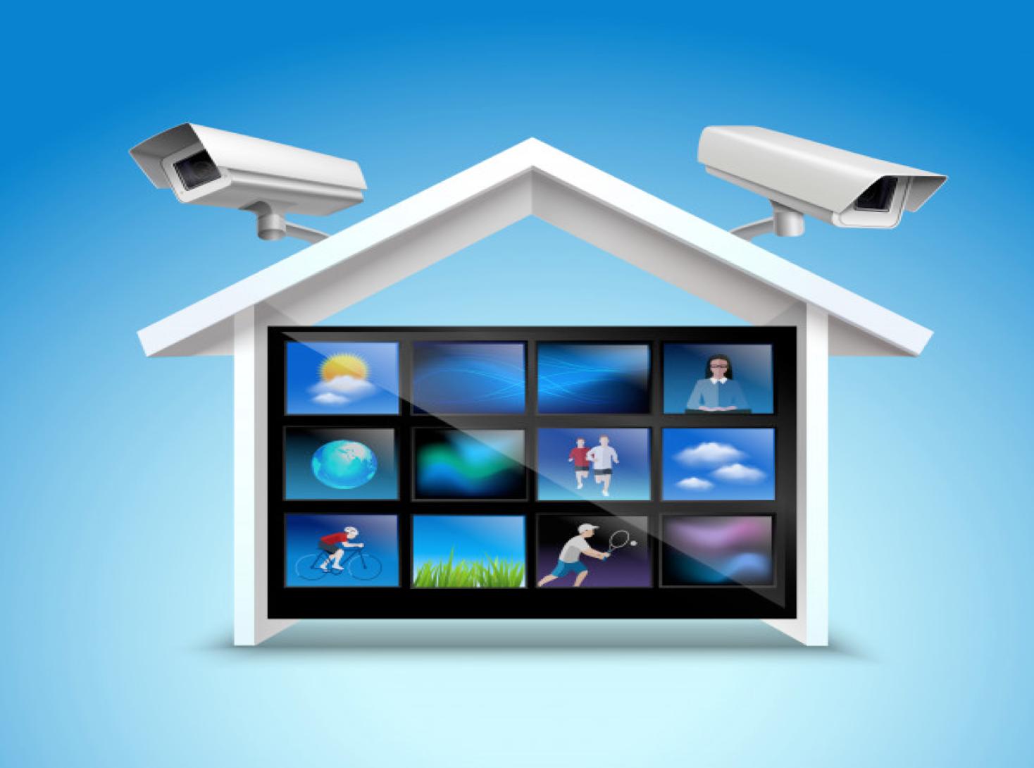 habitation securité électronique